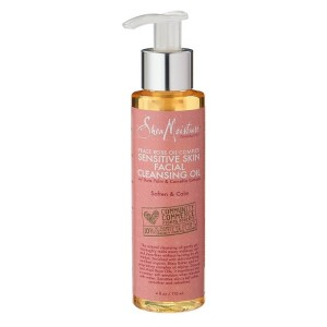 Shea Moisture CLeansing Oil-Target